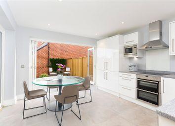 Thumbnail 3 bed terraced house for sale in Sudbury Mews, Pound Lane, Canterbury, Kent
