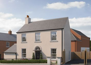 Thumbnail 3 bed detached house for sale in Haye Road, Plymouth, Devon