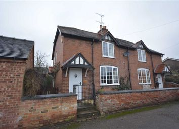 Thumbnail 2 bed semi-detached house for sale in Boggy Lane, Church Broughton, Derby, Derbyshire