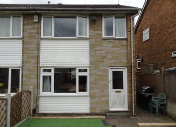 Thumbnail 3 bed semi-detached house for sale in Topcliffe Mews, Morley, Leeds
