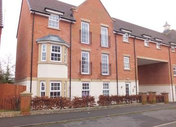 Thumbnail 2 bed flat for sale in Cornwall Avenue, Buckshaw Village, Chorley, Lancashire