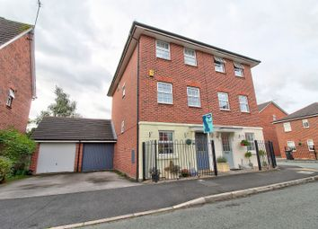 Thumbnail 3 bed semi-detached house for sale in Clonners Field, Stapeley, Nantwich