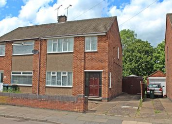 Thumbnail 3 bed semi-detached house for sale in Berwyn Avenue, Whitmore Park, Coventry