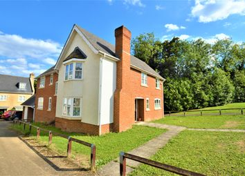 Thumbnail 4 bed detached house to rent in Gun Tower Mews, Borstal, Rochester