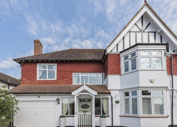 Thumbnail 4 bed detached house for sale in Widmore Road, Bromley