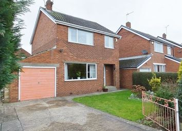 Thumbnail 3 bed detached house for sale in Yew Tree Avenue, North Anston