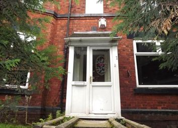 Thumbnail 3 bedroom end terrace house for sale in Brighton Road, Norris Bank, Stockport, Cheshire