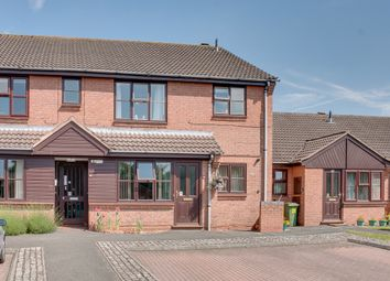 Thumbnail 2 bed flat for sale in Naseby Close, Church Hill North, Redditch