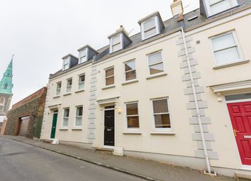 Thumbnail 4 bed terraced house to rent in La Couperderie, St. Peter Port, Guernsey