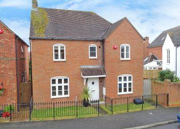 Thumbnail 3 bed detached house for sale in Bramley Green, Angmering, West Sussex