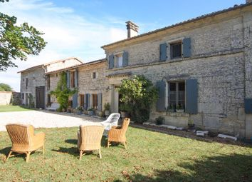 Thumbnail 3 bed property for sale in Villefagnan, Charente, France