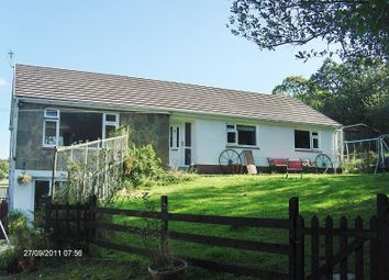 Thumbnail 4 bed detached house for sale in New School Road, Garnant, Ammanford, Carmarthenshire.