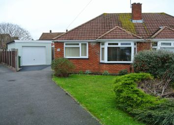 Thumbnail 3 bedroom semi-detached bungalow for sale in Rodney Close, Longlevens, Gloucester