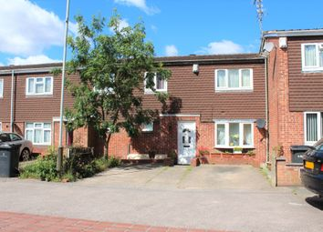 Thumbnail 3 bed town house for sale in Rockingham Close Goodwood, Leicester