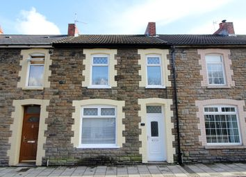 Thumbnail 3 bed terraced house for sale in Gelligroes Road, Pontllanfraith, Blackwood