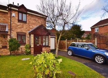 Thumbnail 2 bed semi-detached house to rent in Montonmill Gardens, Monton, Manchester