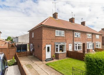 Thumbnail 2 bed end terrace house for sale in 19 Eastfield Avenue, Norton, Malton