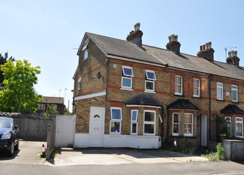 Thumbnail 3 bed end terrace house for sale in Montague Road, Slough