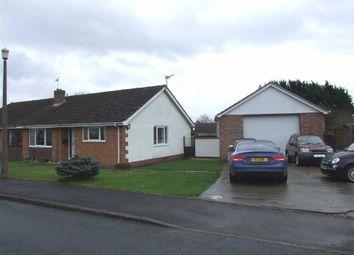 Thumbnail 3 bed semi-detached bungalow for sale in Severn Road, Melksham