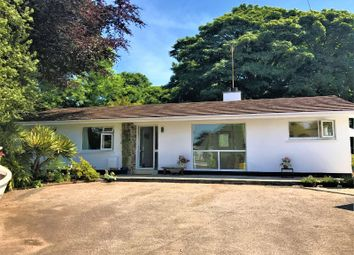 Thumbnail 4 bed detached bungalow for sale in Rosewarne Gardens, Camborne