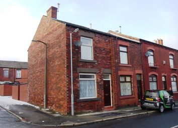 Thumbnail 2 bed end terrace house to rent in Hobart Street, Halliwell, Bolton
