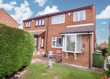 Thumbnail 3 bed semi-detached house for sale in The Folds, Chilton Moor, Houghton Le Spring
