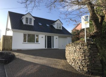 Thumbnail 4 bed detached house for sale in Cornhill Road, St. Blazey, Par