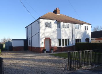 Thumbnail 3 bed semi-detached house to rent in Mill Lane, Woodhall Spa