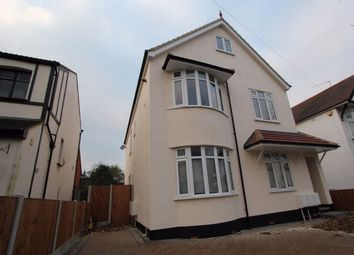 Thumbnail 2 bed flat to rent in Tankerville Drive, Leigh-On-Sea, Essex