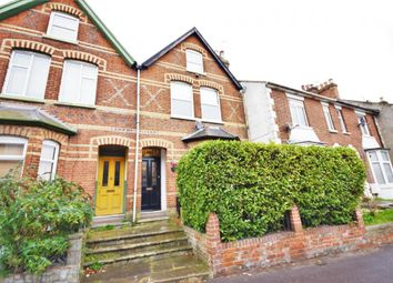 Thumbnail 3 bed terraced house for sale in Worting Road, Basingstoke