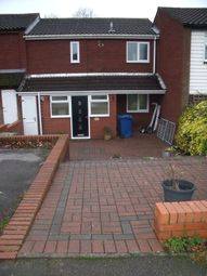 Thumbnail 3 bed town house to rent in Garrigill, Wilnecote, Tamworth, Staffordshire