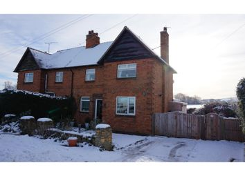 Thumbnail 3 bed semi-detached house for sale in Lower End, Bricklehampton