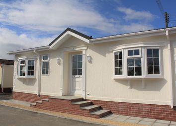 Thumbnail 2 bed mobile/park home for sale in Hutton Park, Hutton Moor Lane, West Wick, Weston-Super-Mare