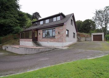 Thumbnail 4 bed detached house for sale in Gallowhill, Avoch