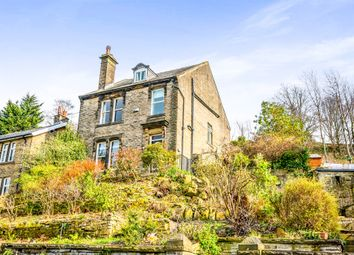 Thumbnail 5 bed detached house for sale in Station Road, Holmfirth
