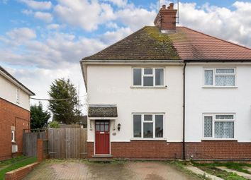 Thumbnail 3 bed semi-detached house for sale in Althorpe Crescent, Bradville, Milton Keynes, Buckinghamshire