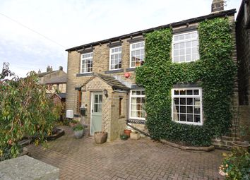 Thumbnail 3 bedroom cottage for sale in Colders Lane, Meltham, Holmfirth