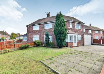Thumbnail 3 bed semi-detached house for sale in Woodhouse Road, Manchester