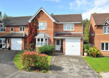 Thumbnail 4 bed detached house for sale in Coltsfoot Court, Killinghall, Harrogate