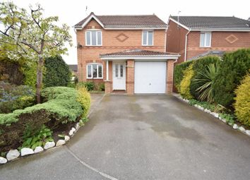 Thumbnail 3 bed detached house to rent in Cheddon Way, Heswall, Wirral