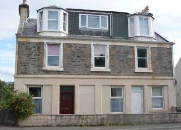 Thumbnail 1 bed flat for sale in Flat 1/2, 70, Ardbeg Road, Rothesay, Isle Of Bute