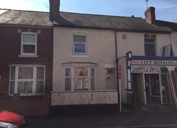 Thumbnail 3 bedroom terraced house for sale in Brighton Road, Alvaston, Derby