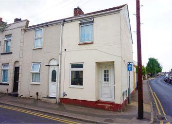 Thumbnail 2 bed end terrace house for sale in Burnt Oak Terrace, Gillingham