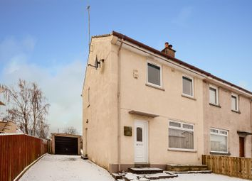 Thumbnail 2 bed semi-detached house for sale in Athole Drive, Stanley, Perth