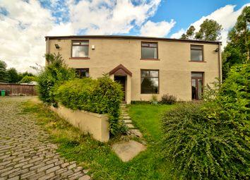 Thumbnail 5 bed farmhouse for sale in Chadwick Lane, Rochdale