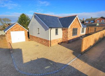 Thumbnail 3 bedroom detached bungalow for sale in New Bungalow, New Queens Road, Sudbury