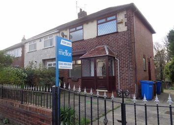 Thumbnail 3 bed semi-detached house for sale in The Broadway, Bredbury, Stockport
