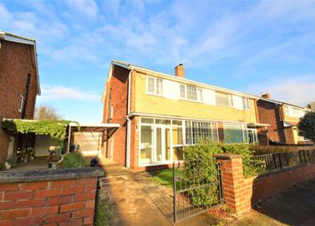 Thumbnail 3 bed semi-detached house for sale in Heather Drive, Middlesbrough