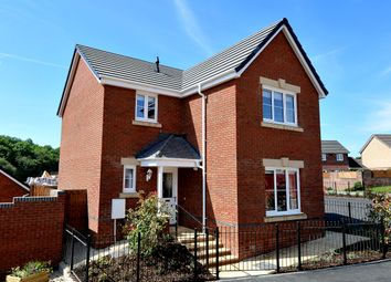 Thumbnail 4 bed detached house for sale in The Llandow, Bryn Meurig, Llanharry, Pontyclun