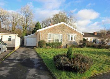 Thumbnail 3 bed detached bungalow for sale in Manor Crescent, Llanllwch, Carmarthen, Carmarthenshire